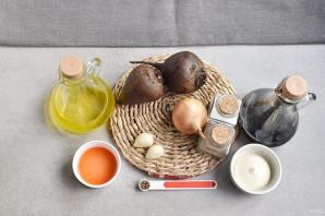 Салат со свежей свеклой - фото шаг 1