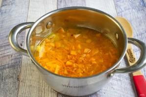Тыквенный суп - фото шаг 3