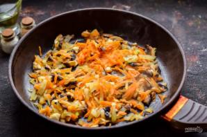 Овощная солянка с грибами - фото шаг 4