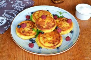 Сырники на завтрак - фото шаг 7