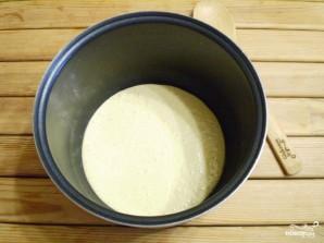 Заливной пирог из капусты - фото шаг 7