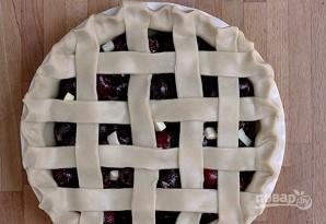Вишневый пирог - фото шаг 5