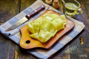 Лечо с яблоками - фото шаг 2