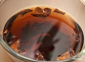 Грибной суп из сушеных грибов - фото шаг 1