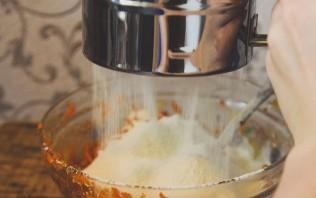 Вегетарианский морковный пирог - фото шаг 2