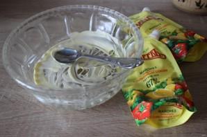 """Лучший рецепт салата """"Мимоза"""" с майонезом - фото шаг 1"""
