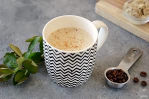 Раф кофе с халвой - фото шаг 6