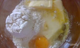 Пирог с курицей и грибами - фото шаг 1