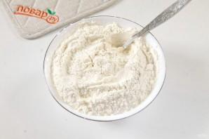 Пирог из тыквы с орехами - фото шаг 3