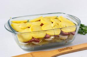 Картофель по-венгерски - фото шаг 7