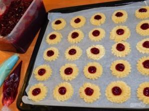 Песочное печенье с конфитюром - фото шаг 4