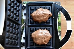 Венские шоколадные вафли - фото шаг 5
