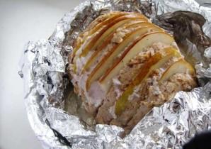 Свинина запеченая с грушами - фото шаг 4