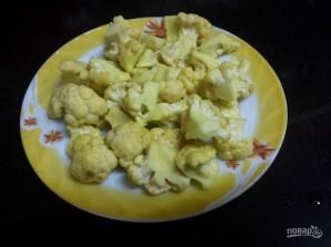 Шарики из цветной капусты и картофеля - фото шаг 1