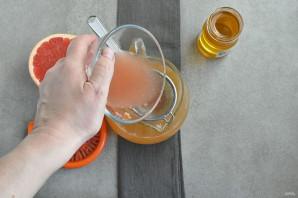 Грейпфрутовый сок - фото шаг 3