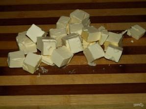 Творожные конвертики с сахаром - фото шаг 2