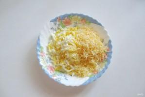 Куриные зразы с сыром и яйцом - фото шаг 3