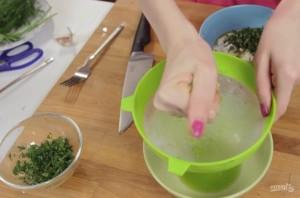Шашлычки на шпажках в духовке - фото шаг 3