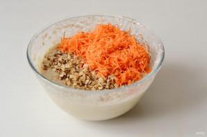 Морковный торт без яиц - фото шаг 7