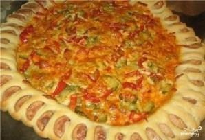 Необычная пицца - фото шаг 6