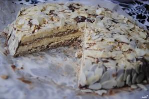 Шведский миндальный торт - фото шаг 6
