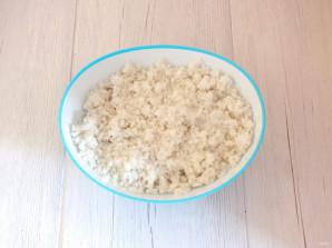 Горбуша в соли в духовке - фото шаг 2
