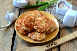 Рубленые шницели из курицы с сыром - фото шаг 6