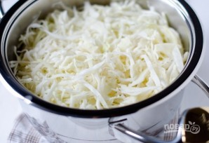 Суп со свежей капустой - фото шаг 4