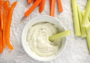 Соус со сметаной и зеленью - фото шаг 5