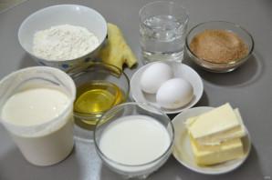 """Торт """"Китайский"""" - фото шаг 1"""
