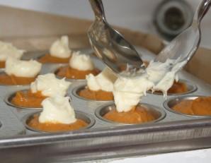 Вкусные тыквенные кексы - фото шаг 9
