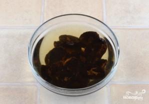 Десерт с черносливом и грецкими орехами - фото шаг 1