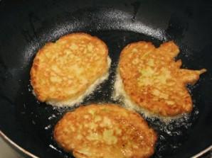Блинчики из кабачков сладкие - фото шаг 6