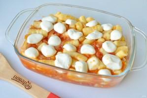 Запеченные картофельные ньокки - фото шаг 9