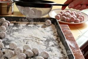 Макароны с фрикадельками - фото шаг 4