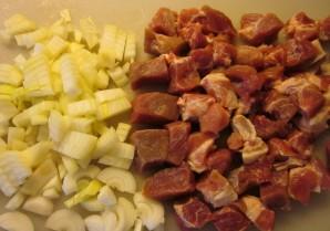 Свинина со сливками - фото шаг 2