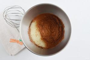 Шоколадные пирожные - фото шаг 2