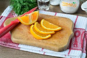 Кабачки с апельсином без стерилизации на зиму - фото шаг 3