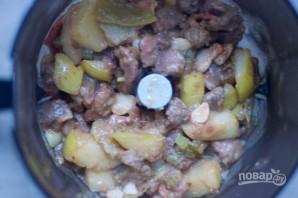 Паштет из куриных желудков - фото шаг 4