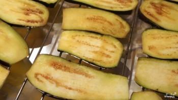 Салат из печеных баклажанов и перцев - фото шаг 1
