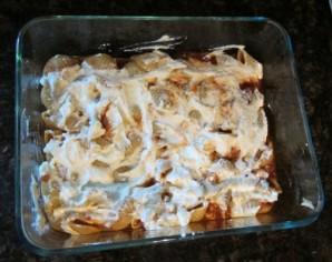 Запеченные макароны в духовке - фото шаг 6