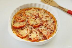 Студенческая пицца - фото шаг 12