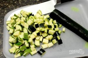 Запеченные цукини со шпинатом - фото шаг 1