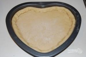 Пирог с белым шоколадом на День Валентина - фото шаг 5