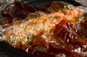 Домашняя колбаса в рукаве - фото шаг 8