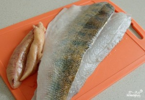 Рыба по-украински - фото шаг 2
