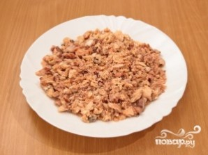 Суп из консервированной горбуши - фото шаг 5