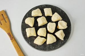 Сырные палочки с кунжутом - фото шаг 6