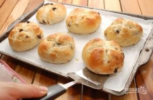 Рецепт пасхальных булочек - фото шаг 8