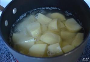 Жареные вареники с картошкой - фото шаг 1